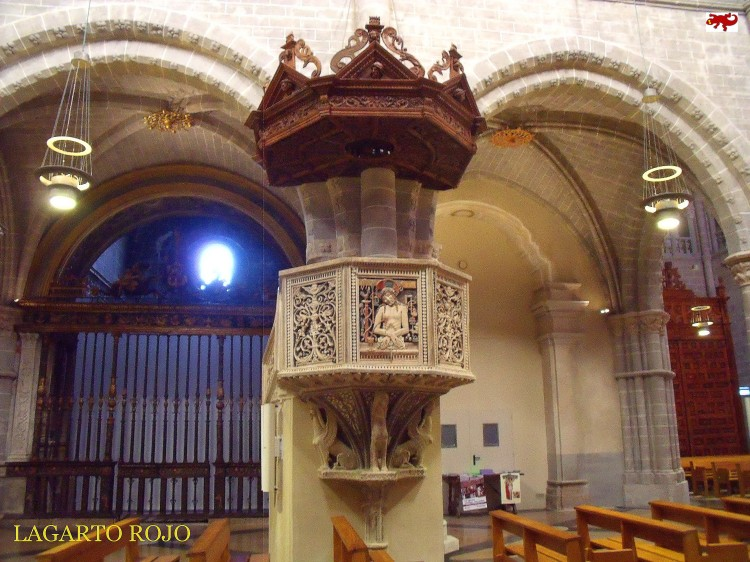 Púlpito de Tarazona