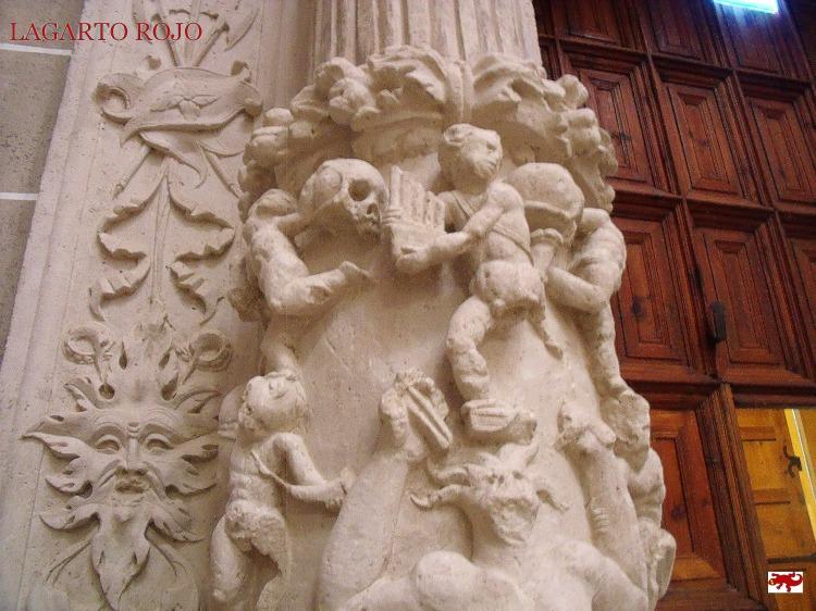 Demonios y calaveras