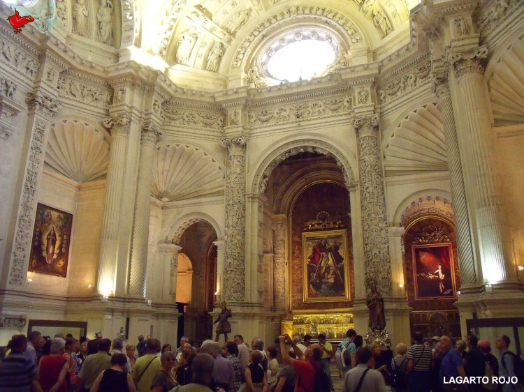 Sacristía de Sevilla
