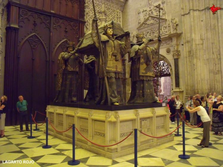 Mausoleo de Cristóbal Colón