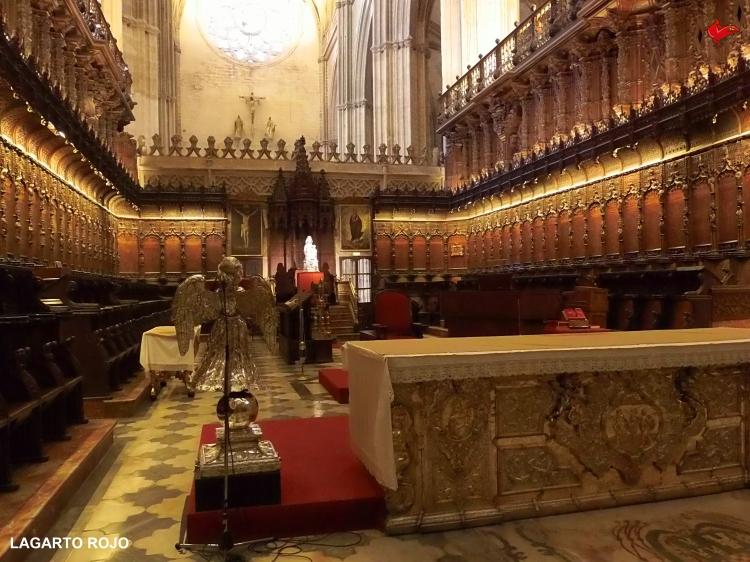 Coro gótico