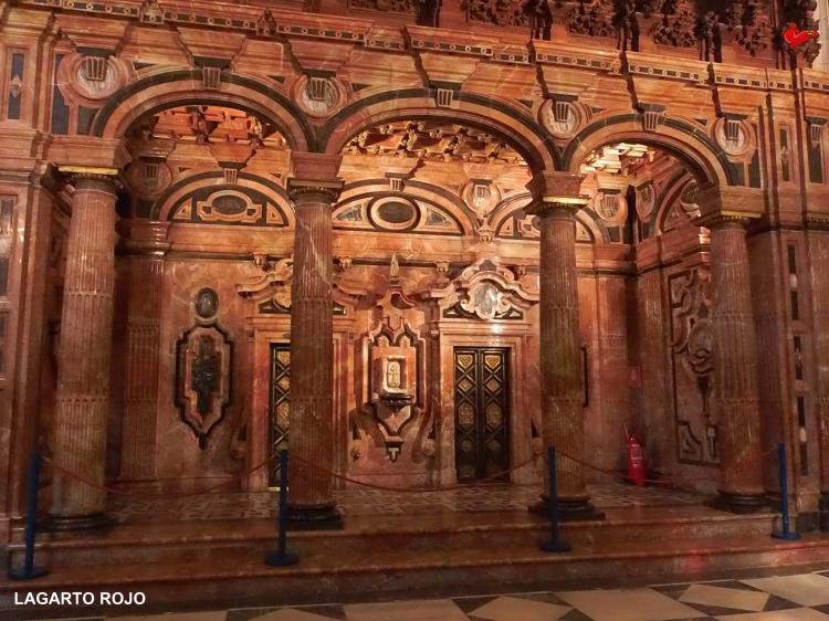 Trascoro de Sevilla