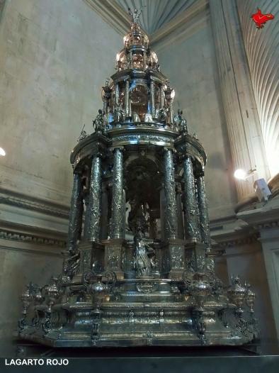 Custodia de Juan de Arfe