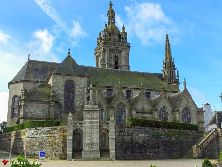 Cercados parroquiales de Bretaña
