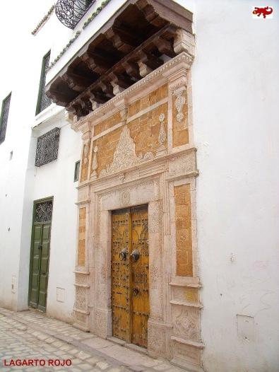 Puertas y ventanas de Túnez