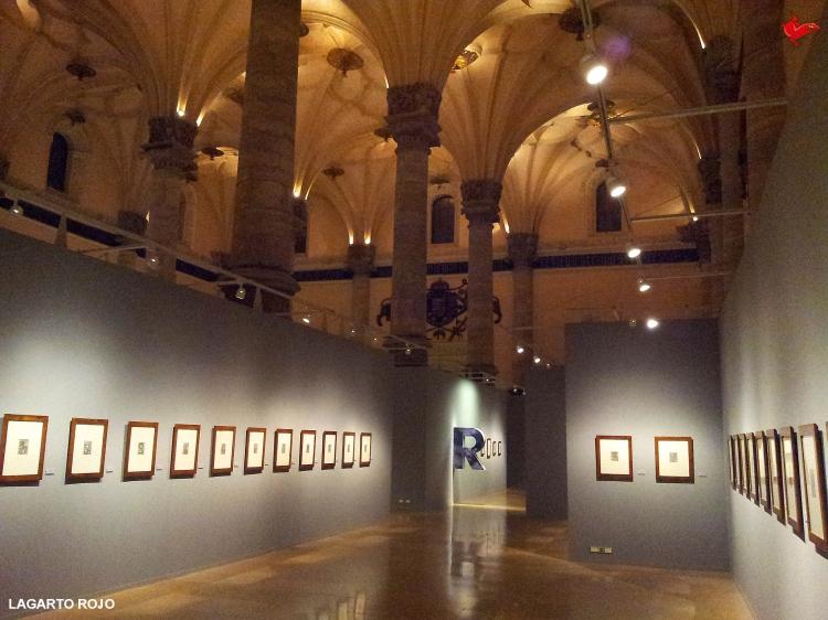 Exposición de grabados