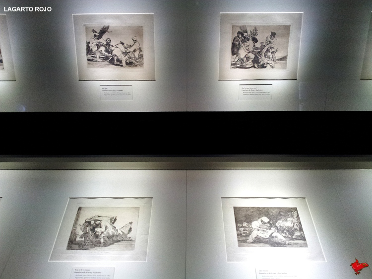 Grabados de Goya