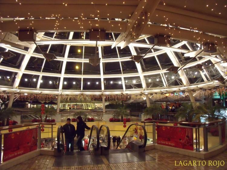 Un moderno centro comercial en Beirut