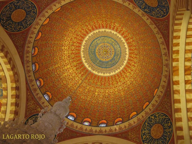 Cúpula de la mezquita de Mojamed Al-Amín