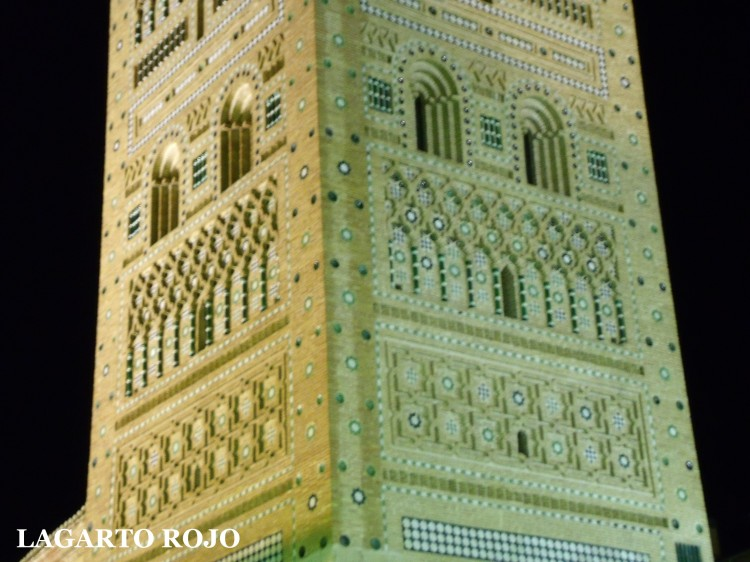 Torre de San martín (detalle)