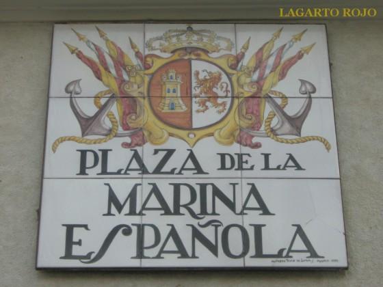 MADRID 5 LAGARTO ROJO