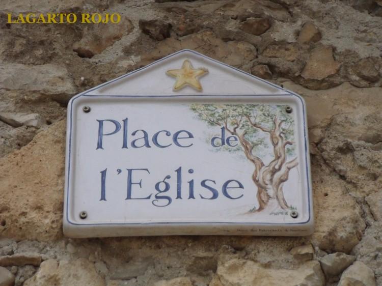 Moustiers-Sainte-Marie (Francia)