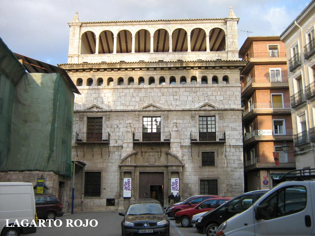 Teruel la ciudad mud jar iii el museo san mart n y el salvador lagarto rojo - La casa del cura teruel ...