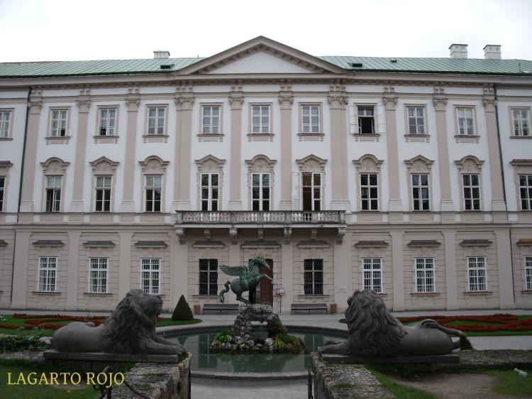 Palacio Mirabell, actual ayuntamiento de Salzburgo