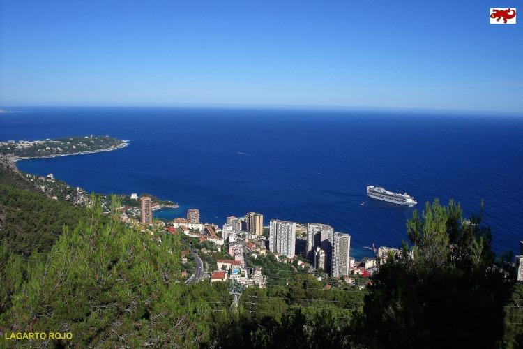 Barrio de Montecarlo de Mónaco