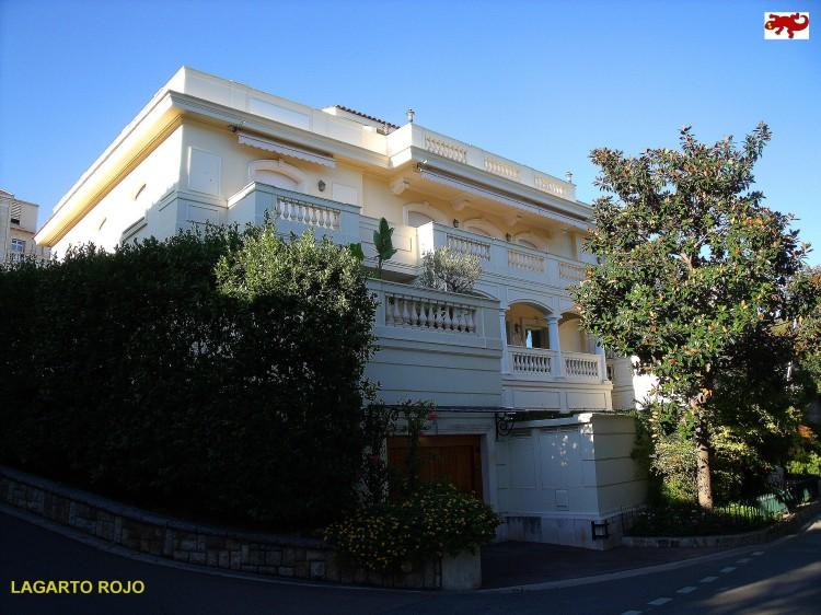Palacetes de las princesas de Mónaco
