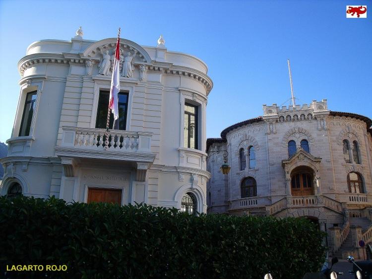 Edificios institucionales de Mónaco