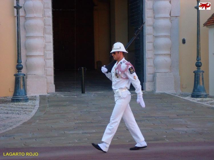 Guardia Principesca de Mónaco