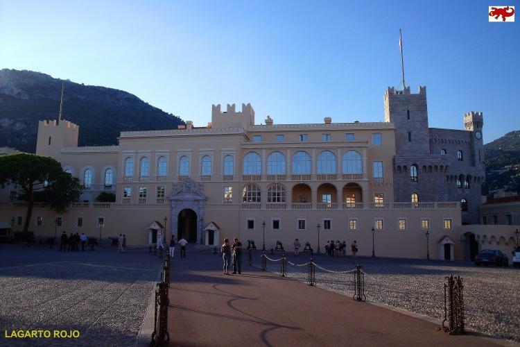 Palacio principesco de Mónaco