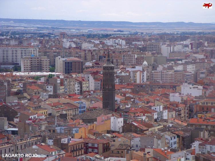 Torre de San Pablo de Zaragoza