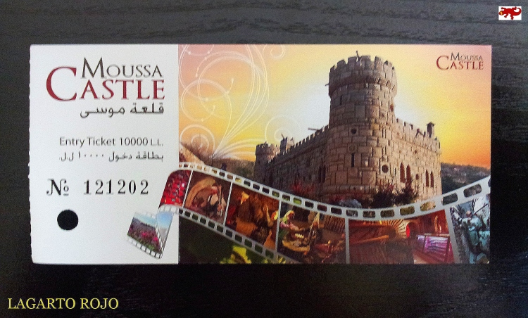 Castillo Musa del Líbano