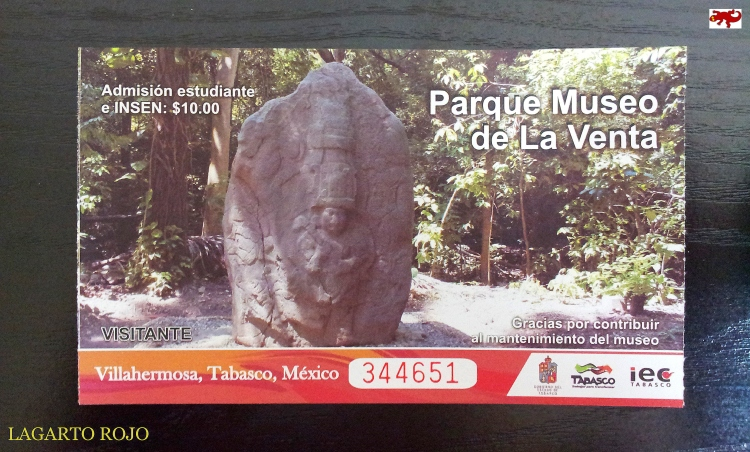 Parque museo La Venta de Villahermosa