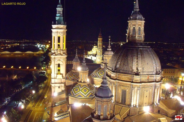 Mirador del Pilar de Zaragoza