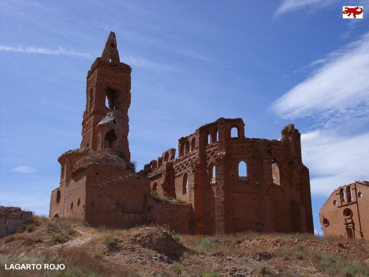 Iglesia de San Martín de Belchite