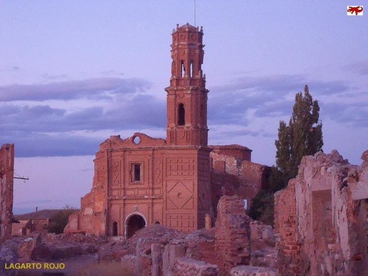 Iglesia de San Agustín de Belchite