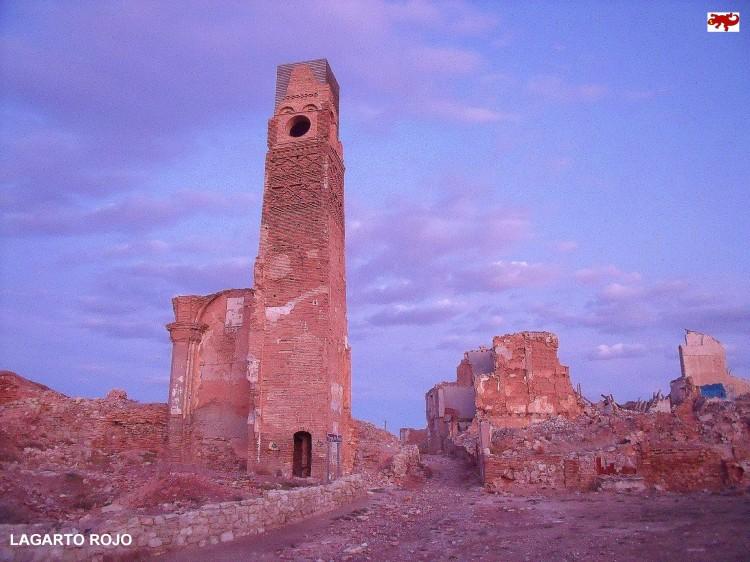 Torre del Reloj de Belchite