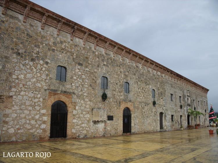 Las Casas Reales de Santo Domingo
