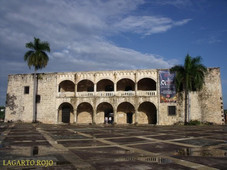 Alcázar de Diego Colón