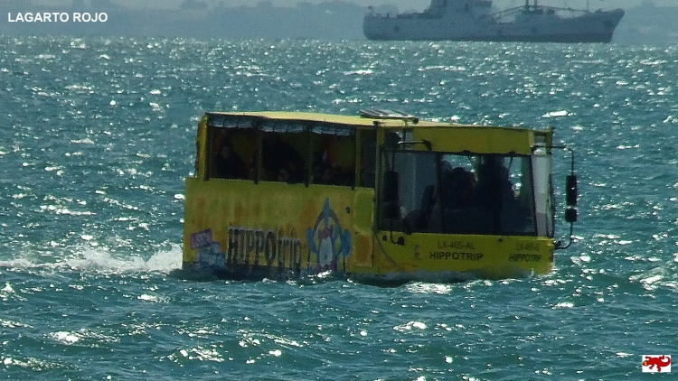 Río Tajo en Lisboa