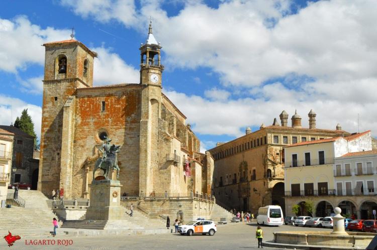 Iglesia de San Martín de Trujillo
