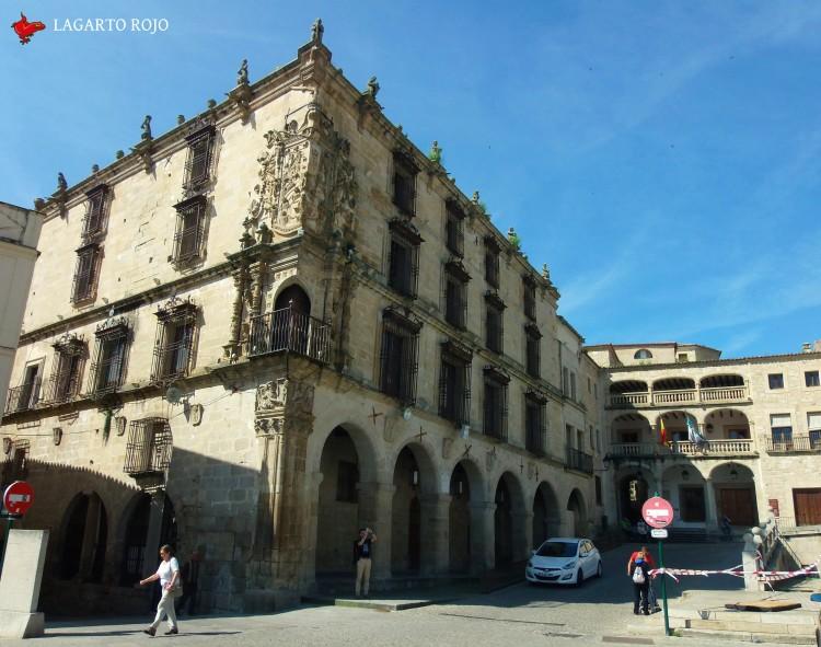 Palacio del marqués de la Conquista