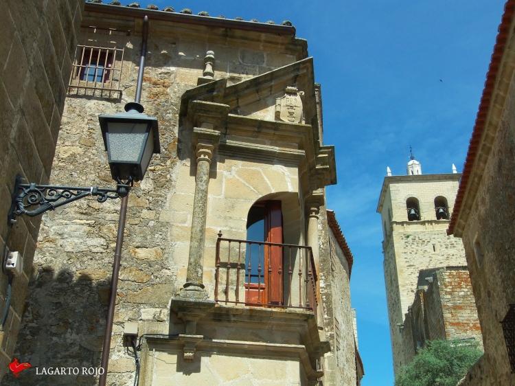 Balcón de esquina de Trujillo