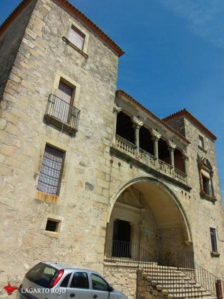 Palacio de Juan Orellana Pizarro