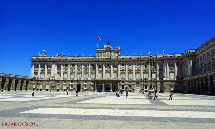 Plaza de la Armería de Madrid