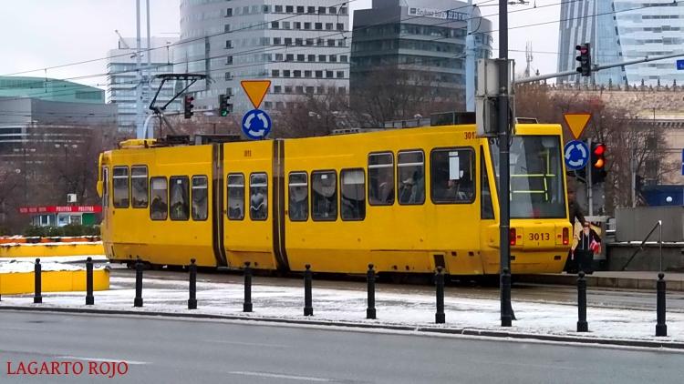 Tranvía de Varsovia