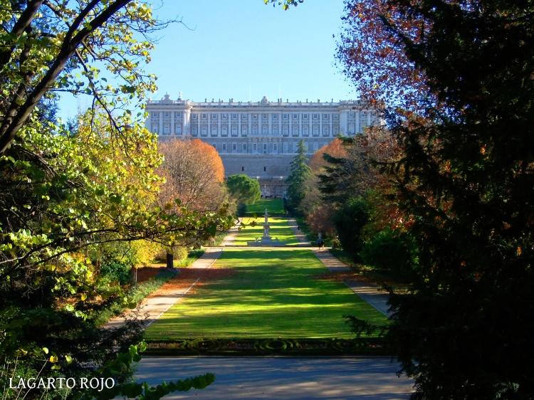 El Palacio Real y el Campo del Moro