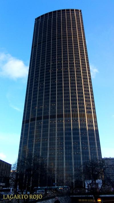 La Torre Montparnasse de parís