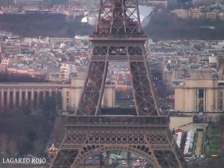 Torre Eiffel (detalle)