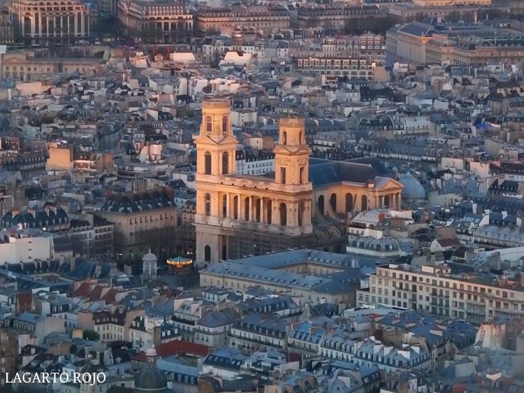 Iglesia de San Sulpicio de París