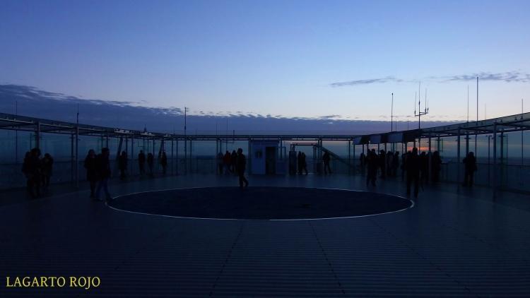 Terraza de la Torre Montparnasse