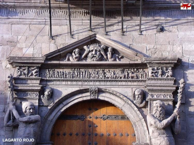 Palacio de la Audiencia de Aragón