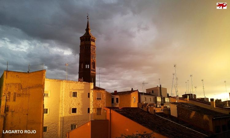 Barrio de El Gancho de Zaragoza