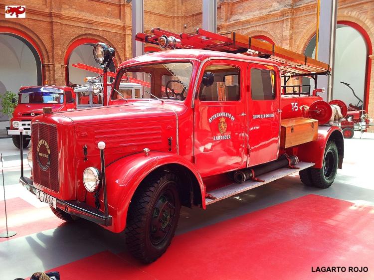 Museo de los Bomberos de Zaragoza