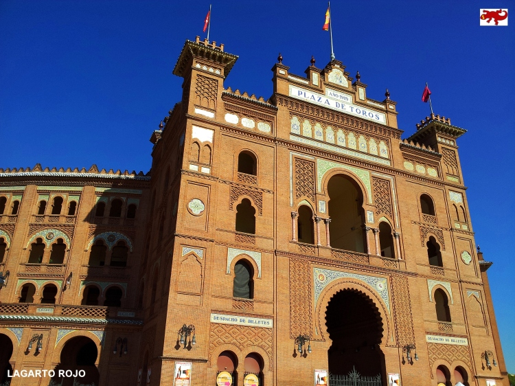 Plaza de toros de Madrid