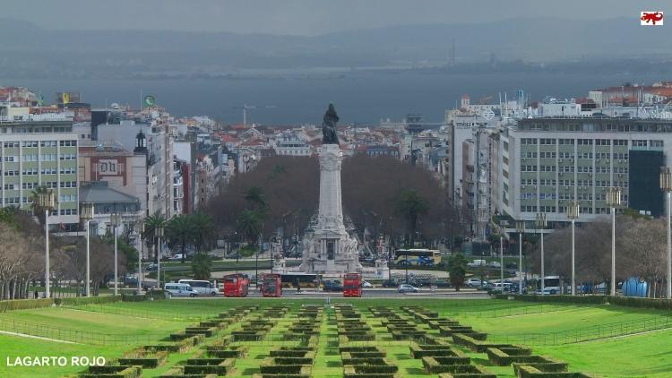 El marqués de Pombal y Lisboa