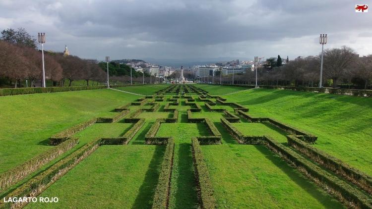 Jardines de Lisboa